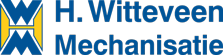 Logo H. Witteveen Mechanisatie B.V.